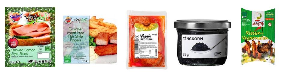 Par quoi remplacer le poisson et les autres produits de - Par quoi remplacer le gesso ...