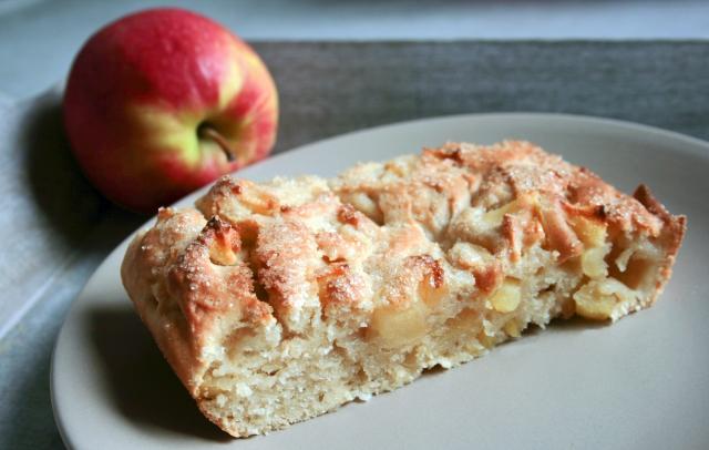 Gâteau aux pommes 1